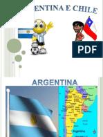 Chile e Argentina