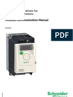 ATV12 Modbus Communication Manual 2009