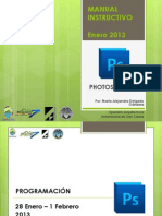 Manual Instructivo Photoshop Madg