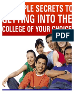 Some Tips about Preparing for University