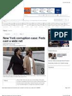 New York Corruption Case