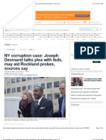 NY Corruption Case