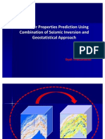 Integration of Well and Seismic Data Using Geostatistics 2