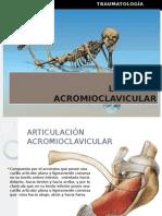 luxacion acromioclavicular