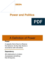 Chapter 14 OB POwer & Politics