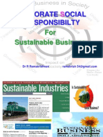 CSR for Sustainable Business