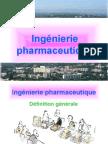 Ingenierie pharmaceutique