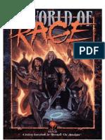 Werewolf the Apocalypse - A World of Rage