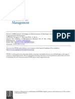 Strategic Managment