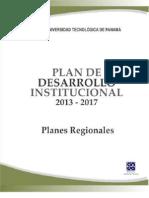 Planes Regionales UTP