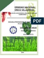 Bioensayo Con Algas