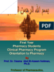 Clinical (4) Prescription