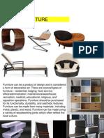 Furniture Lecture 08