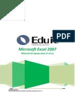 Material de Apoyo Excel 2007