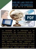 La Insercion de Las Tics en La Educacion