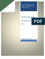 ENFRENTANDO TEMORES