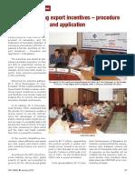 Incentives on Export - Workshop