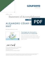 SoA-Tecnologías de información y comunicación en la educación