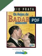 Anjos de Badaro, Os - Mario Prata