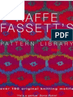 Kaffe Fassett colour patterns