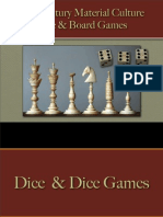 Games & Gambling - Dice & Board Games