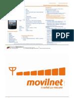 Caracteristicas y Programacion Huawei CM980
