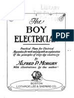 The Boy Electrician - Alfred Morgan