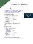 Various Ways to Build an ALV Fieldcatalog Within SAP