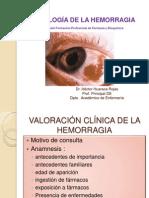 Semiología de la Hemorragía 2.pptx
