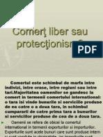 Comerţ liber sau protecţionism.ppt