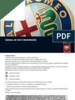 manual de utilização e manutenção alfa romeo mito