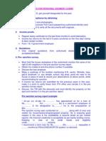 4. TIPS for P Segment Loans