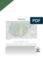 Resumen Libro memorias del silencio