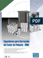 Capacitores Para Correccion de Factor de Potencia WEG