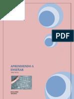 Memoria Pedagogica Narrativa Ofelia 2012-2013