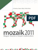MOZAIK2011 – Magyar fiatalok a Kárpát-medencében