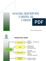 Cap 2 Analisis y Descripcion de Cargos