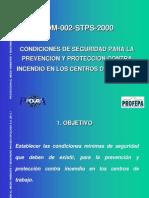 NOM-002-STPS-2000