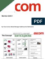 Ascom Home Wireless Service Unit