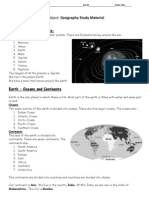 Grade 3 -Geography Study Material