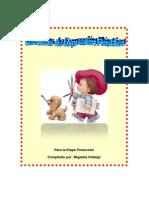 Tecnicas de Expresion Plastica Para Preescolar