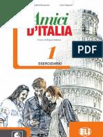 Amici d'Italia Eserciziario 1