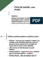 Introduo Polticas de Sade 21.03.10