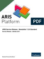 ARIS.service Release Newsletter De
