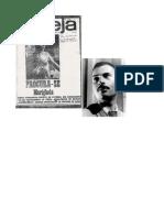 Poesias Ferreira Gullar e Marighella