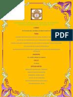 Patologia Segunda Unidad Investigacion Formativa