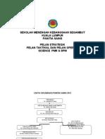 Sains-strategik Taktikal n Operasi 2013(2-Edit)