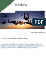 20090307Fiscalite Internationale