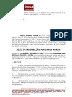 AÇÃO INDENIZATÓRIA - CORTE INDEVIDO DE ENERGIA - DR. GIL