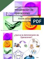 Conceptos Administración de Operaciones